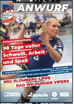 HSGBlombergLippe2018Magazine1