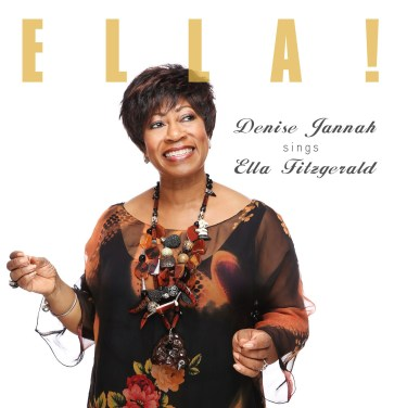 Denise Jannah sings Ella Fitzgerald