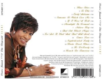 Denise Jannah CD Cover. Sept. 2015. Photo by Raúl Neijhorst. (2)b