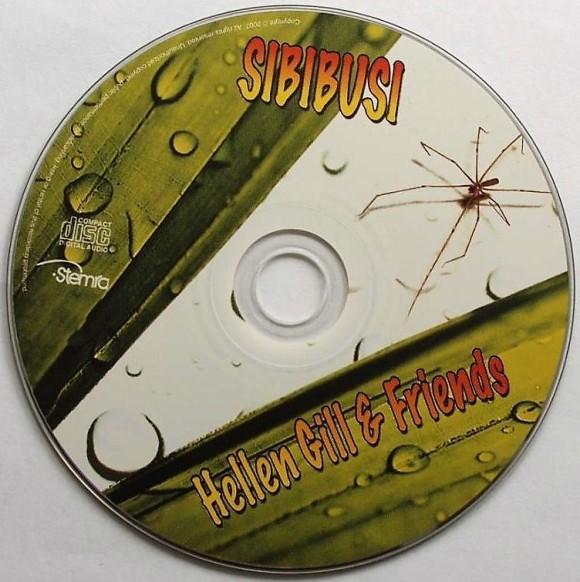 Hellen Gill and Friends CD Sibibusi2007.