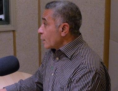 Ramon Poepon, eigenaar radio programmamaker.