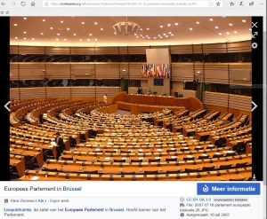 Europees Parlement-Brussela