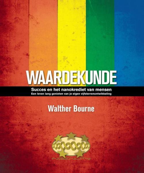 Walther Bourne Boek Succes en het nanokrediet van mensen