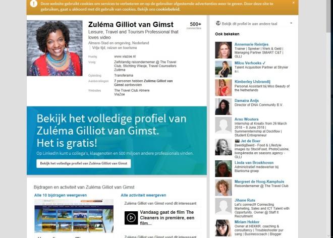 Zulema Gilliot-van Gimst1