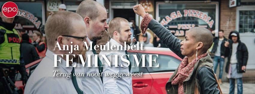 Anja Meulenbelt Feminisme-Terug van Weggeweest Boekomslag