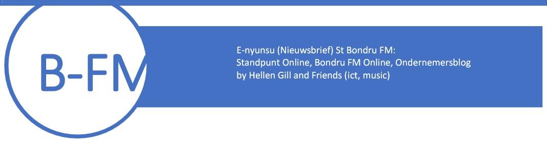 Nieuwsbrief Hellen Gill and Friends.